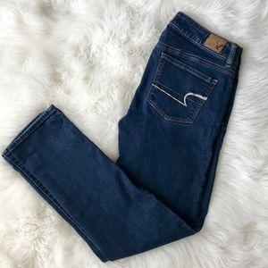 AE super skinny jeans Sz 4
